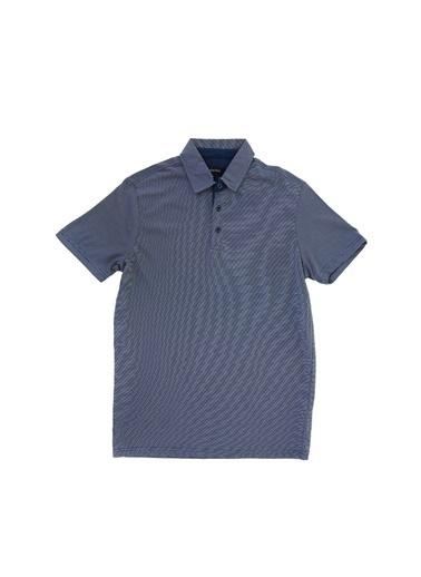 Fabrika Comfort Fabrika Comfort İndigo Polo T-Shirt İndigo